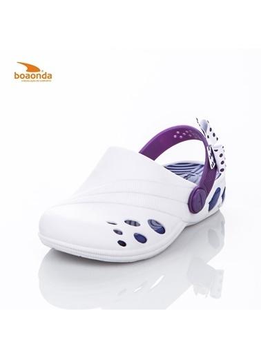 Boaonda Sandalet Beyaz